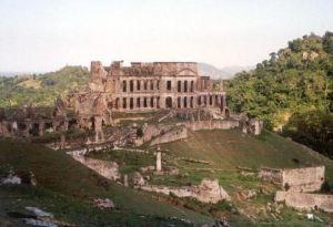 Le Palais Sans Souci
