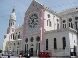 Cathedrale de Port-au-Prince - Before
