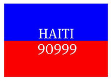 Donate $10 to Haiti by Texting Haiti to 90999