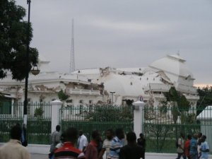 Haiti's National Palace - After