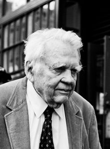 Andy Rooney, by Stephenson Brown